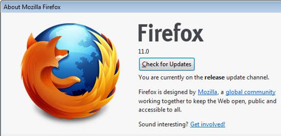 Cách tăng tốc độ cho Firefox