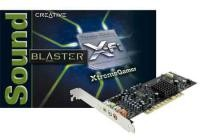 reative Sound Blaster X-Fi X-Treme Gamer 7.1