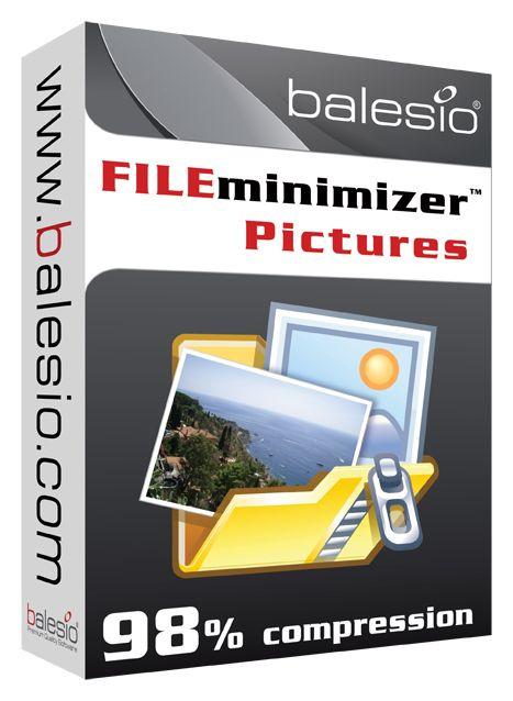 FILEminimizer Pictures Free - Phần mềm nén ảnh hiệu quả nhất