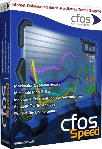 Phần mềm tăng tốc internet - CFosSpeed Full Crack mới nhất 2013