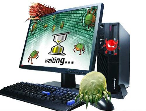 5 dấu hiệu nhận biết máy tính đã nhiễm virus