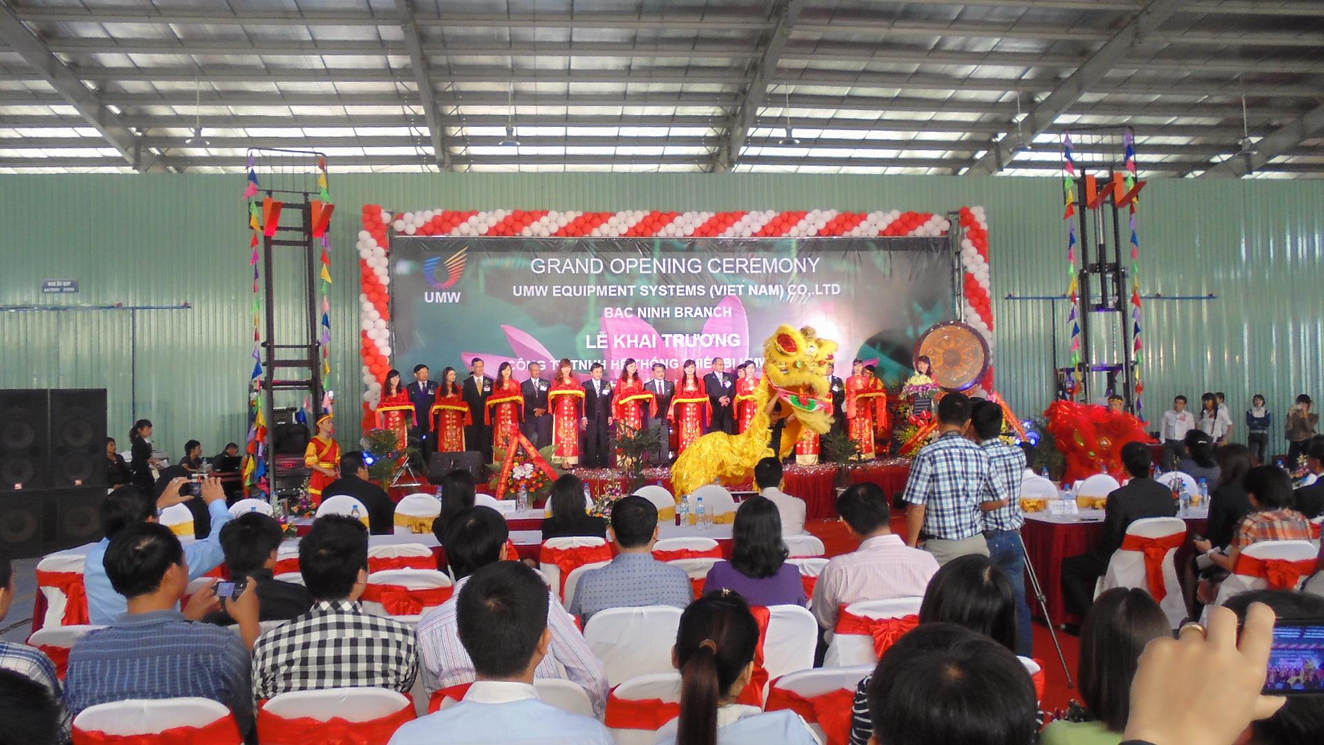 UMW Việt Nam đồng hành cùng thành công của bạn