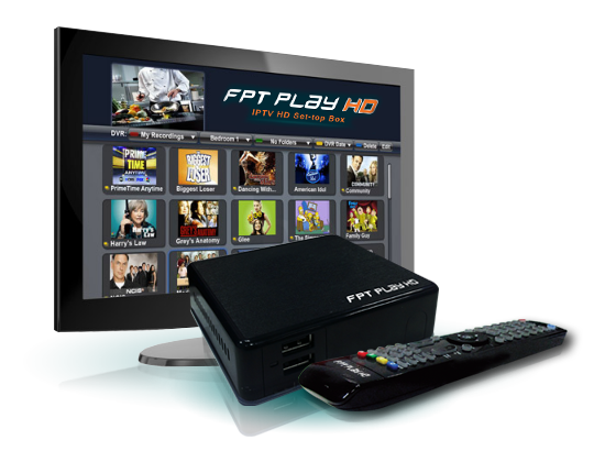 fpt play, hd