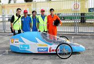 SKF Việt Nam tài trợ cho Đội Việt Nam tại giải Shell Eco-Marathon Châu Á 2012
