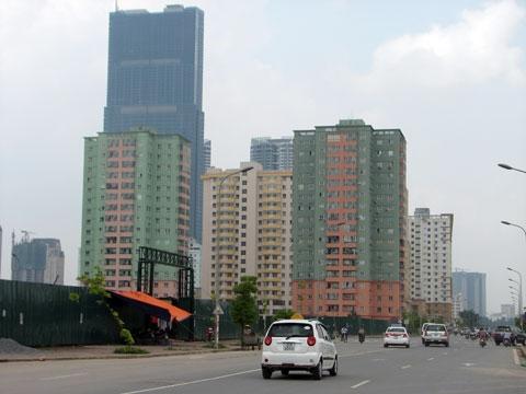 Thị trường địa ốc tiếp tục sàng lọc trong năm 2013