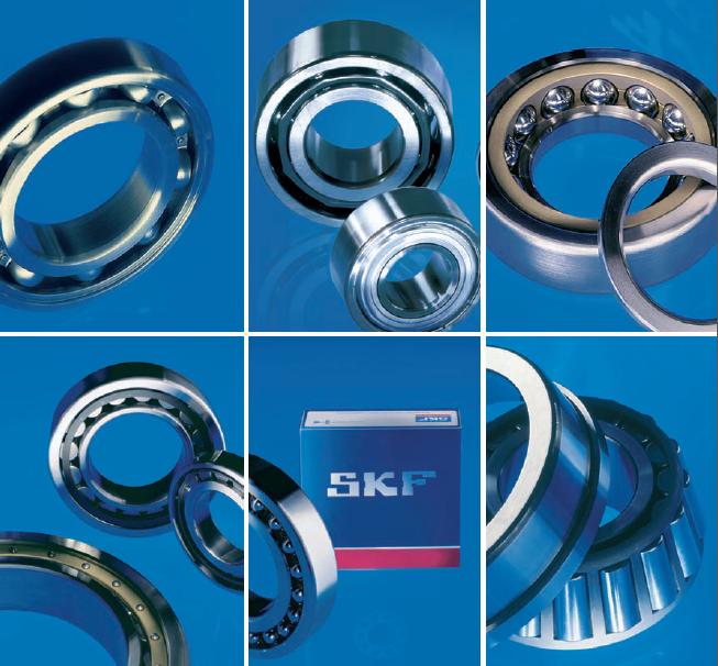 Tài liệu các loại vòng bi SKF (Phần 1)