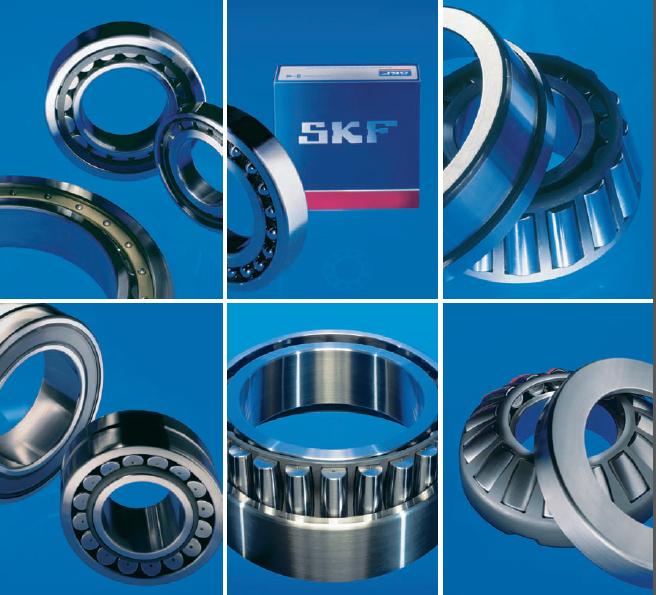 Tài liệu Các loại vòng bi SKF (phần 2)