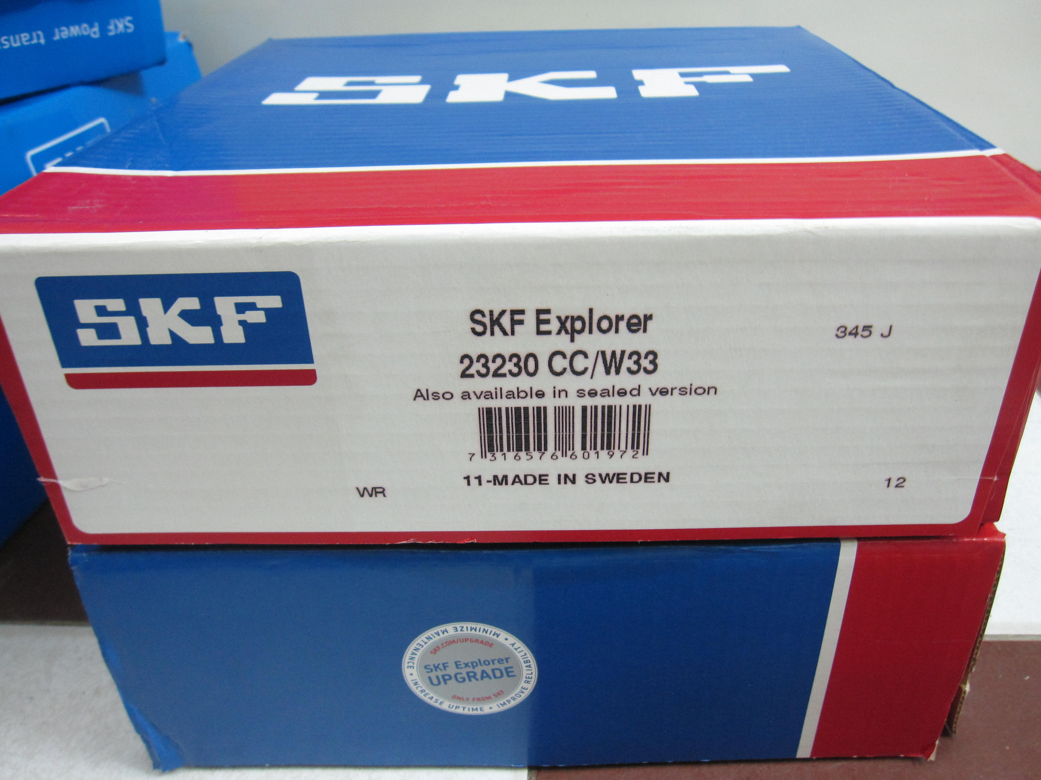 Vòng bi SKF 23230 CC/W33