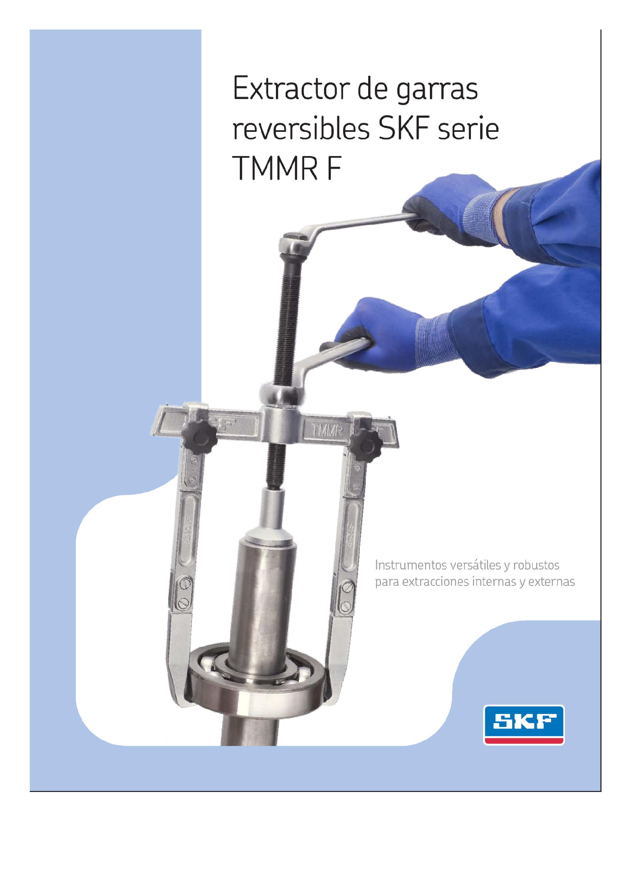 Bộ dụng cụ tháo lắp vòng bi SKF: TMMR 8F