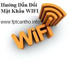 Hướng dẫn dổi pass wifi