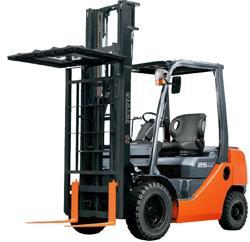 Xe nâng tải ổn định Load Stabilizer Toyota