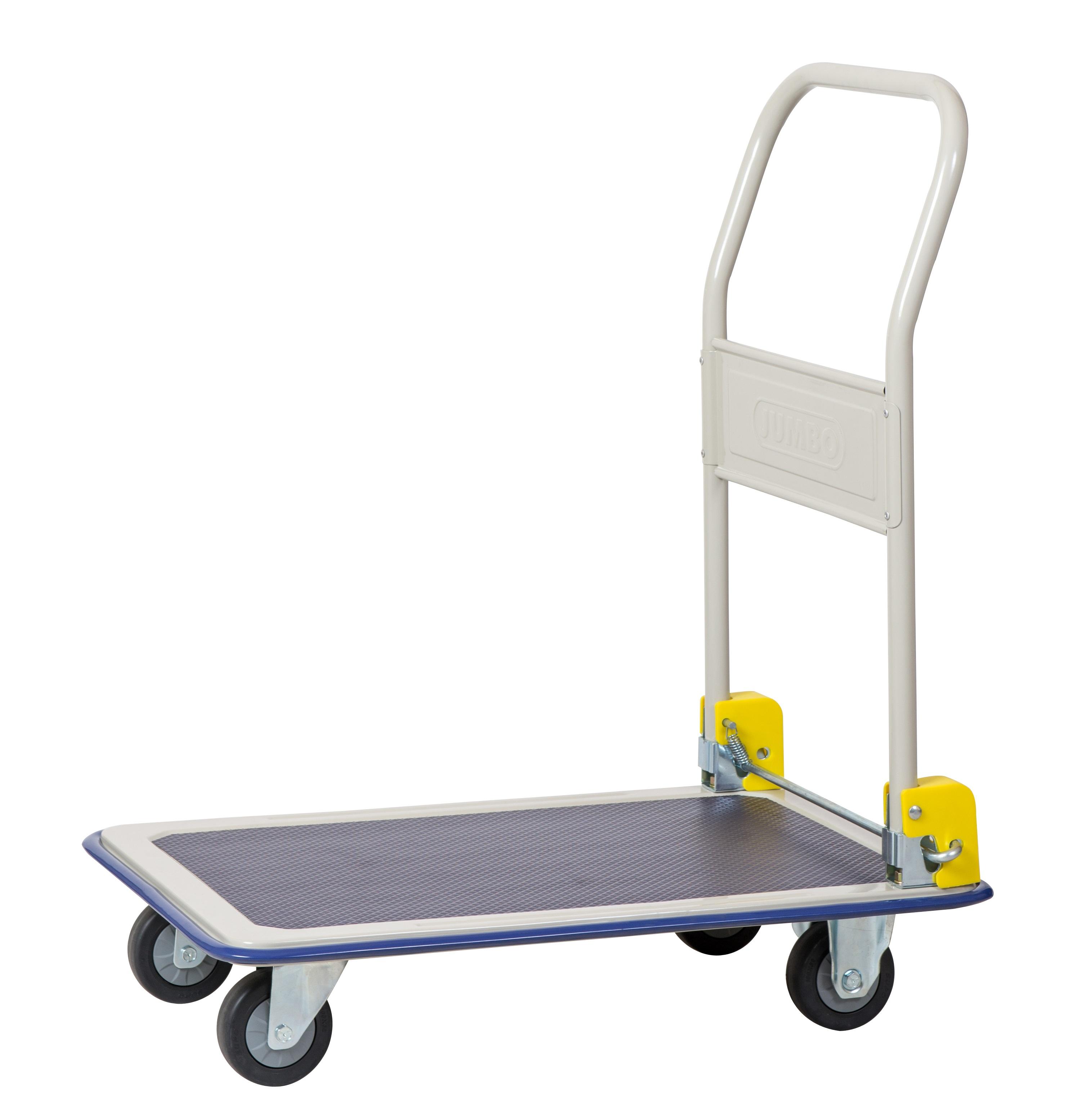 Xe kéo đẩy siêu thị với tải trọng thấp và không nâng được hàng hóa