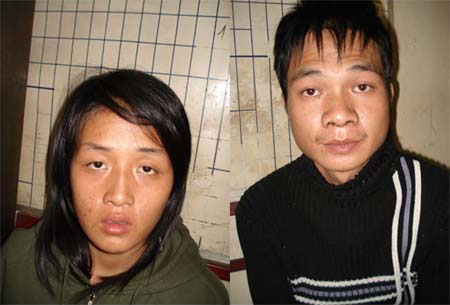 Bắt đôi tình nhân gây ra 20 vụ cướp giật