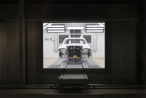 Quy trình sơn đặc biệt của Rolls-Royce