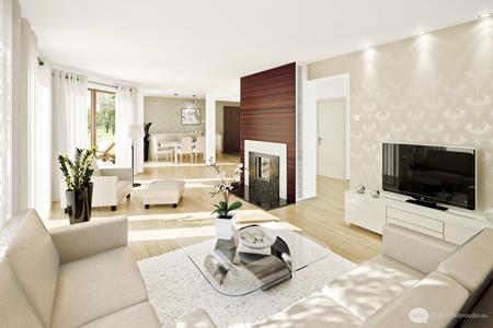 Những không gian phòng khách tuyệt đẹp - SALON NEM - SOFA NEM - SOFA GOC