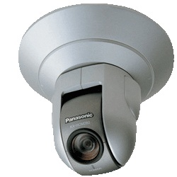 PANASONIC INTERNET CAMERA SERVER