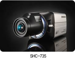 Samsung Techwin cung cấp thiết bị an ninh kỹ thuật số, tung ra SHC-735 vào tháng 9.