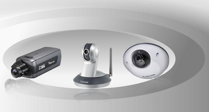 Network Camera quan sát từ xa qua hệ thống mạng