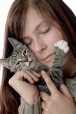Tiêu chảy ở mèo con