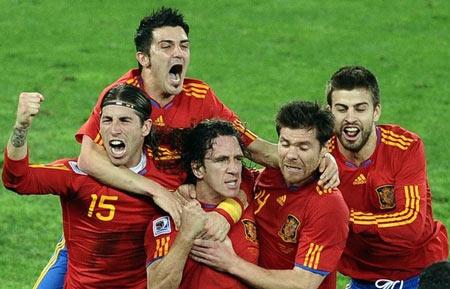 World Cup 2010 và những cái Nhất