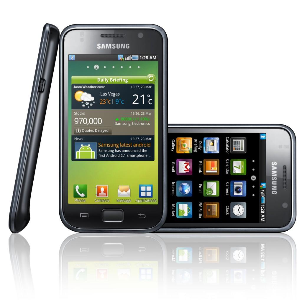 10 smartphone đình đám nửa đầu 2010