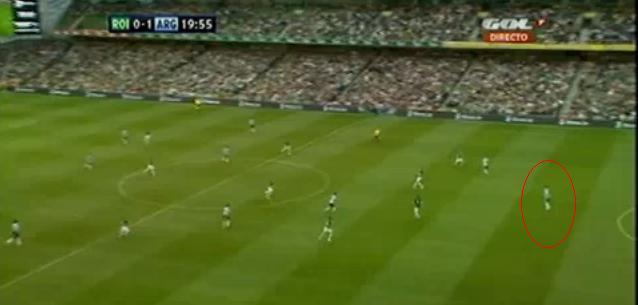 """IRLANDA 0-1 ARGENTINA: Một bàn thắng """"lố bịch"""" được công nhận"""