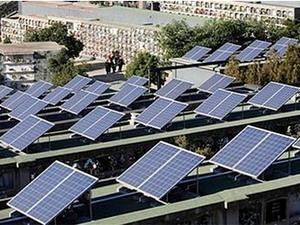 Vật liệu mới chế tạo pin mặt trời rẻ và hiệu quả
