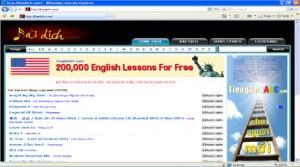 Vừa nghe nhạc vừa học ngoại ngữ tại baidich.com