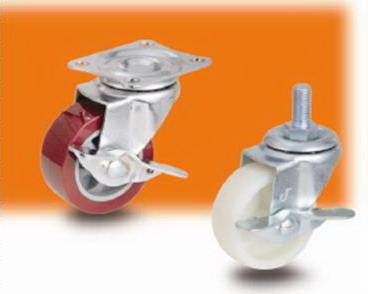 Catalog bánh xe đẩy SP1 Caster chịu tải max 50kg/bánh xe