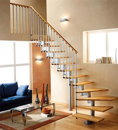 Tận dụng hiệu quả gầm cầu thang
