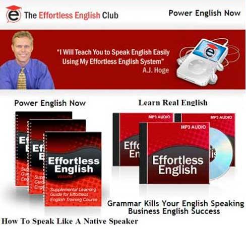 Hỏi đáp về phương pháp tự học tiếng anh Effortless English