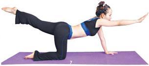 Khỏe đẹp cùng yoga