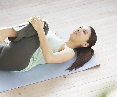 10 phút với các bài tập thư giãn cơ bắp