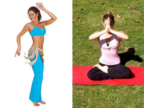 Những phương pháp thể dục mới năm 2011
