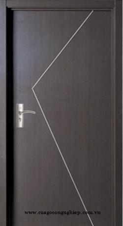Kết cấu cửa MDF Veneer