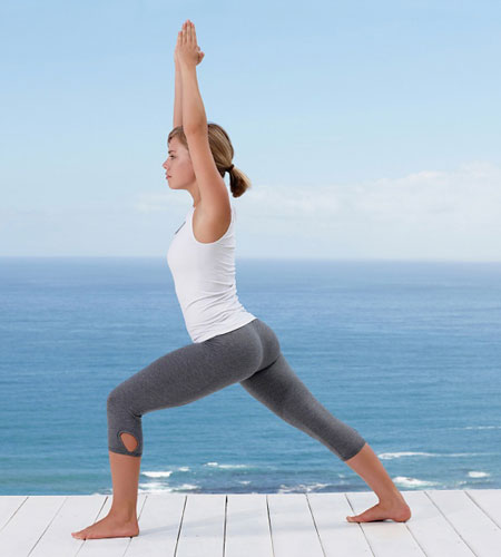 Giảm béo bằng Yoga và Aerobic