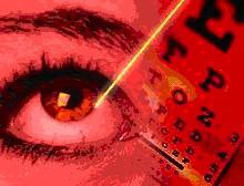 Ứng dụng Laser công suất cao trong nhãn khoa