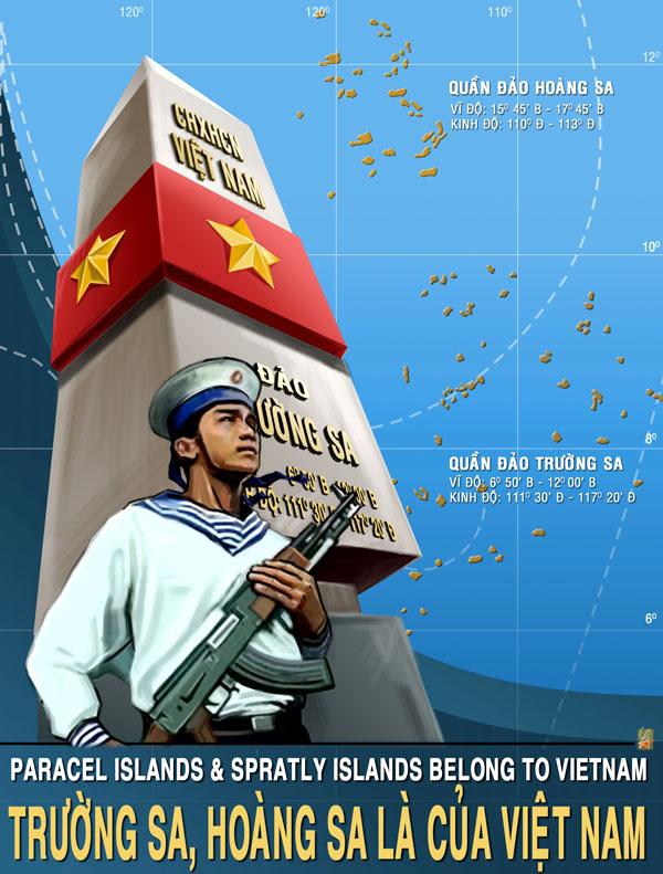 Tướng Trung Quốc dọa Việt Nam