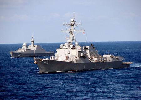 Mỹ, Philippines muốn đưa tranh chấp Biển Đông ra diễn đàn an ninh