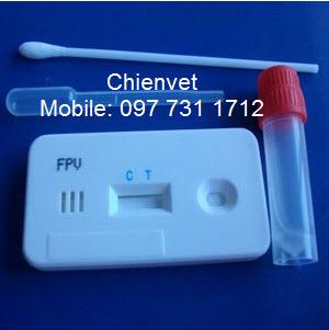 Test chẩn đoán bệnh giảm bạch cầu ở mèo (Feline Panleukopenia Virus Ag Rapid Test )