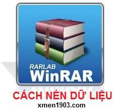 Hướng dẫn NÉN file dữ liệu  bằng phần mềm Winrar