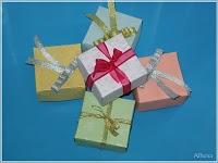 Hướng dẫn xếp hộp quà đơn giản