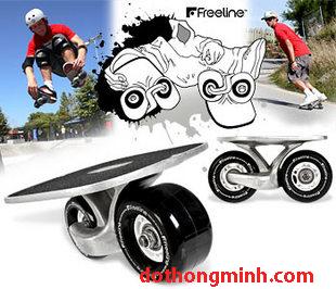LỊch sử ra đời của Freeline Skates