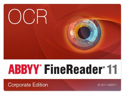 ABBYY FineRABBYY FineReader 11 Full - Phần mềm nhận dạng chữ tiếng việt  trong file ảnh