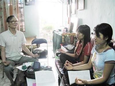 Hương dẫn cách học tiếng Anh bằng phương pháp Thiền của giáo sư Lê Khánh Bằng