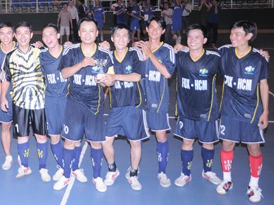 FPT Telecom lần thứ 4 liên tiếp vô địch STCo Cup