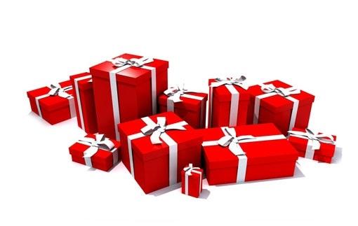 Vui Giáng Sinh – Quà Rủng Rỉnh