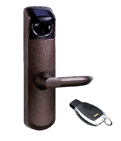 khóa vân tay- khóa điều khiển- công nghệ việt trội
