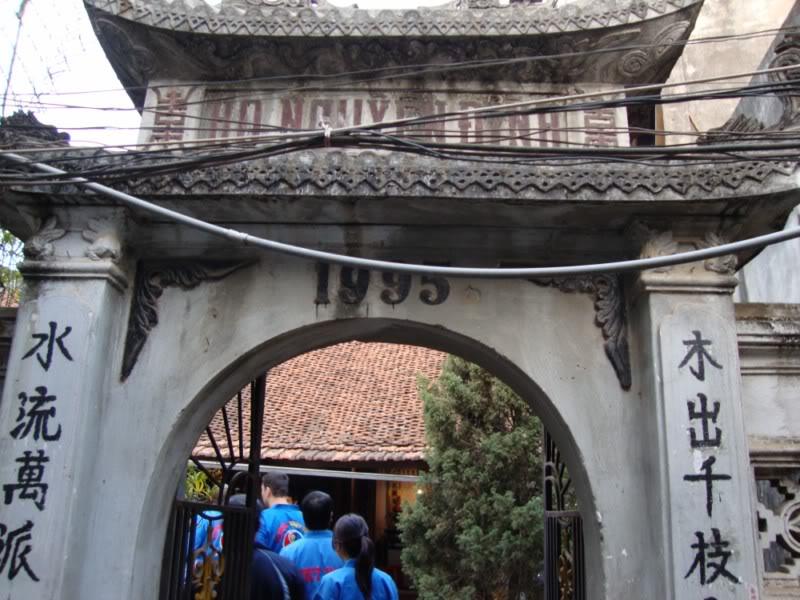 Chuyến xuyên Việt về thăm quê hương Sáng Tổ Nguyễn Lộc - Voyage à travers le Vietnam...( Part 2 )
