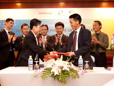 FPT đạt 2.515 tỷ đồng lợi nhuận trong năm 2011